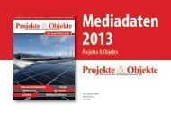 Projekte & Objekte - anzeigenpreise.ch