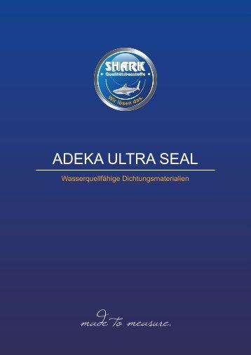 Adeka Ultra Seal Broschüre