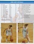 Spartans Women's Basketball Spartans - Aurora University - Page 6
