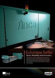 Columbia Turbo - Graphic Center