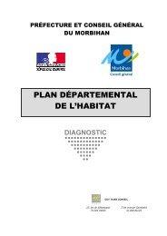 PDH Diagnostic version validée - Conseil général du Morbihan
