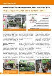 Dienstleistungen - greenworks