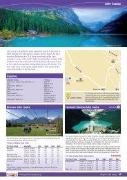 Lake Louise - Destination Canada