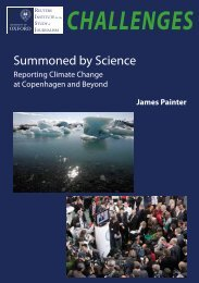 Summoned by Science - Reuters Institute for the Study of Journalism ...