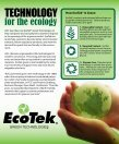 How EcoTek® Is Green - AOC - Page 3
