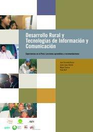 ¿Desarrollo rural y TIC? - Biblioteca Virtual de la Cooperación ...