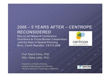 2008 – 5 Years After - spa-ce.net