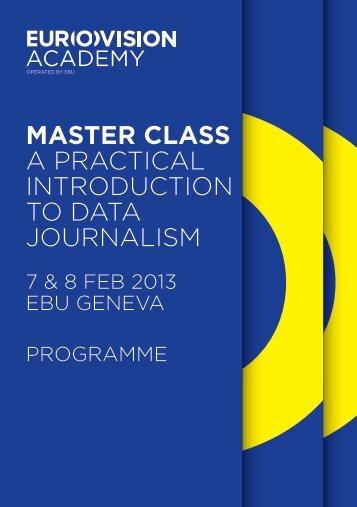 download programme - Ebu