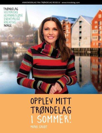 Mona grudt - Opplev Trondheim og Trøndelag