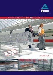 """Erlau Bahn-Mobiliar """"Raster22"""" im Wartebereich-Design ... - RUD"""