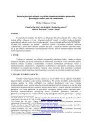 Sanácia plochých striech s využitím tepelnoizolačného potenciálu