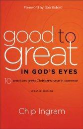 IN GOD'S EYES - Baker Publishing Group