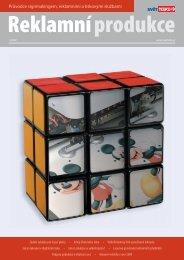1/2009 Reklamni produkce - Svět tisku