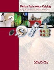 Motion Technology Slip Ring Catalog