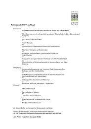 Weihnachtsbuffet Vorschlag I - Party-Service Fröhlich