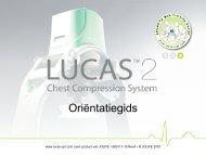 Reanimatie - Lucas CPR