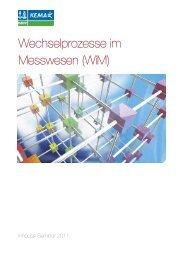 Brochure Wechselprozesse im Messwesen - DNV Kema