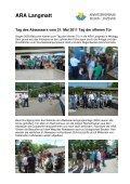 ARA Langmatt Tag des Abwassers vom 21. Mai 2011 ... - Porta AG - Seite 2