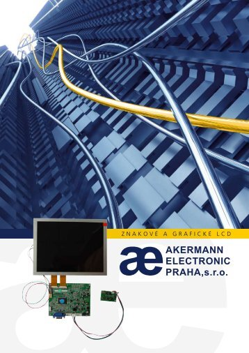 Akermann-Displeje-2009.pdf (2 MB) - AKERMANN ELECTRONIC ...