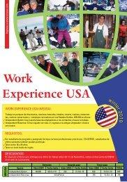 rk Experience USA Wo - primavera camping tours