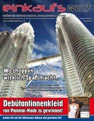 Einkaufswelt 10/2010
