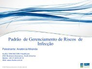 Padrão de Gerenciamento de Riscos de Infecção - DNV Business ...