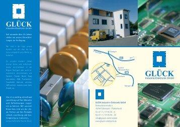 Glück Industrie-Elektronik GmbH Filderstadt