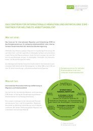 Factsheet CIM Profil