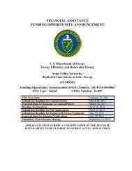DE-FOA-0000865 - Florida Energy Systems Consortium