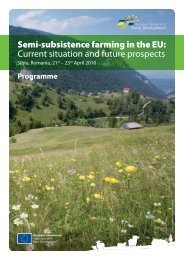 Semi-subsistence farming in the EU: Current situation ... - Minha Terra