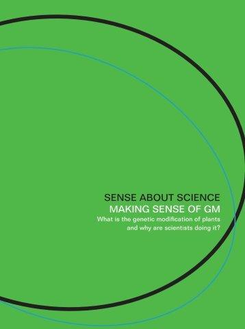 SAS_GM_V4 crowes.indd - Sense About Science