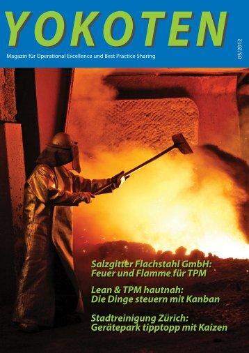Salzgitter Flachstahl GmbH: Feuer und Flamme für TPM - CETPM