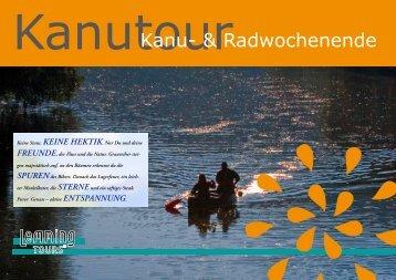 Kanu- & Radwochenende