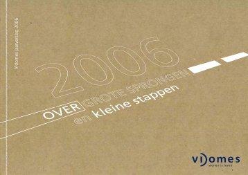 Vidomes Jaarverslag 2006