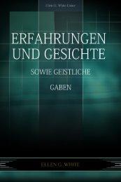 Erfahrungen und Gesichte sowie Geistliche Gaben ... - kornelius-jc.net