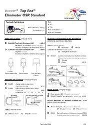 Invacare® Top End® Eliminator OSR Standard - Sofamed