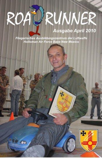 Ausgabe April 2010 - Deutscher Laden Holloman