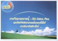 KM Action Plan 2553 - สถาบันวิจัยวิทยาศาสตร์และเทคโนโลยี ...