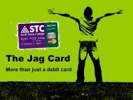 The Jag Card