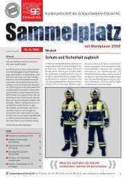 Schutz und Sicherheit zugleich mit Wandplaner 2009 « «Wenn Sie ...