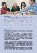 "Broschüre ""Wahlen 2009"" - Jugendinformationszentren der DG - Page 2"