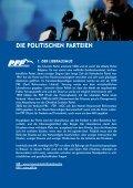 "Broschüre ""Wahlen 2009"" - Jugendinformationszentren der DG - Page 5"
