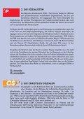 "Broschüre ""Wahlen 2009"" - Jugendinformationszentren der DG - Page 6"
