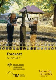 Forecast 2010 Issue 2 - Department of Resources, Energy and ...