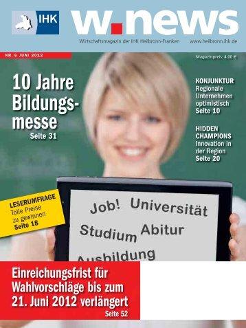 w news - ICUnet.AG