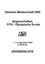 Deutsche Meisterschaften 2005 - 1. Bogen-Sport-Club Karlsruhe ...