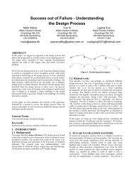 Proceedings Template - WORD