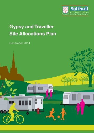 Appendix 1 - Gypsy and Traveller Site Allocations Plan FINAL
