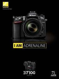 I AM ADRENALINE - Nikon