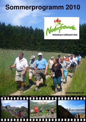 Sommerprogramm 2010.pdf - Bergfrei